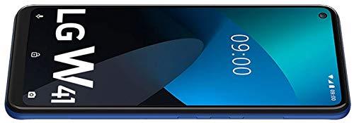 LG W41 (Magic Blue, 48 MP Quad Camera, 4GB RAM, 64GB Storage), Small