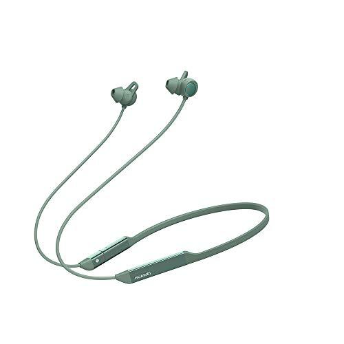 HUAWEI FreeLace Pro, Wireless Bluetooth In-Ear Kopfhörer mit authentischer HUAWEI Dual-mic Active Noise Cancellation, 24 Stunden Spielzeit, Spruce Green