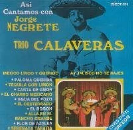 Amazon.es: Trio Calaveras - CD: CDs y vinilos
