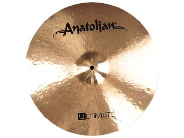 Anatolian Cymbals AUS12SPL - Plato 12' ultimate splash brillant, color dorado