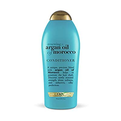 OGX Renewing plus Argan Oil of Morocco Shampoo and Conditioner