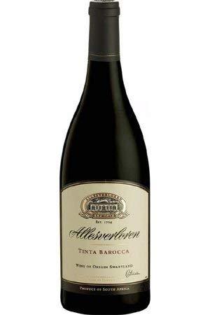 Allesverloren 2016 Tinta Barocca Rotwein trocken 0,75 L