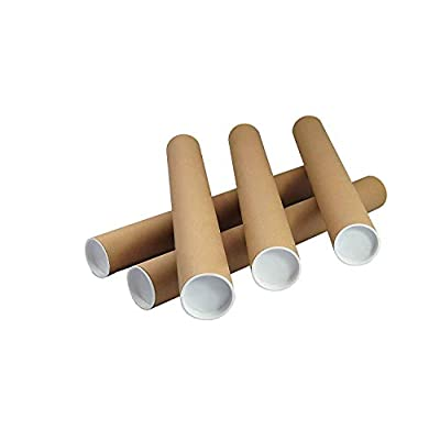 Cardboard Postal Tubes Extra Strong Quality Mailing Posting Shipping All Sizes and Quantity A4 A3 A2 A1 A7