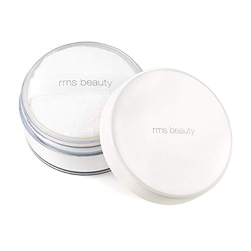 "RMS Beauty ""Un"" Powder - Translucent Face Setting Powder Makeup Made of Silica - Absorb Excess Oil for a Matte Finish, Vegan, Organic & Cruelty-Free (0.32 Ounce)"