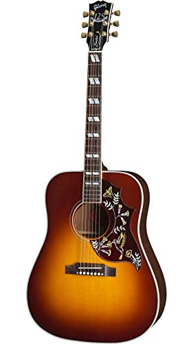 Gibson Acoustic Hummingbird 125th Anniversary - Autumn Burst