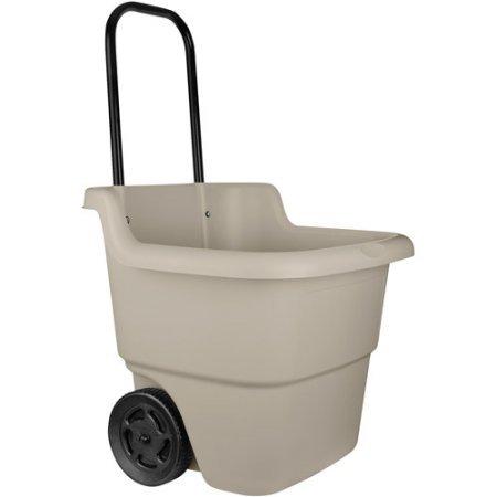 Suncast Lawn Cart, Gardening Wagons & Wheelbarrows