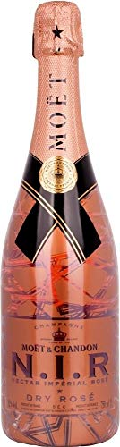 Moet&Chandon - Champagne Nir Nectar Imperial Rosè Luminous 0,75 lt.