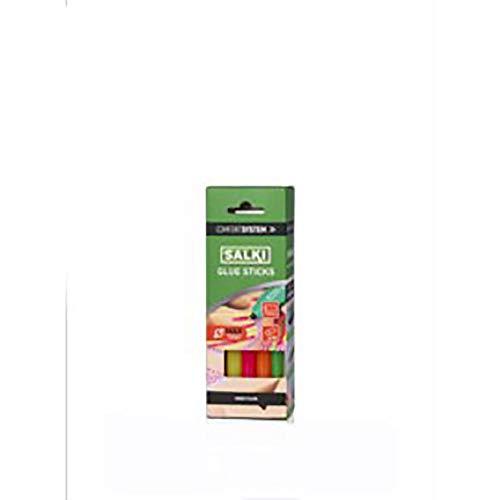 SALKI 04301009 04301009-Glue Sticks MAX Fluor Caja pequeña, Metal, L