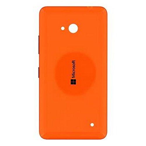 Copri batteria originale NOKIA ARANCIONE per Lumia 640 VENDUTO in confezione bulk senza scatolo