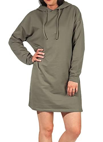ONLY Damen Kapuzen-Pullover ONLDreamer Life 15245527 Bungee Cord S
