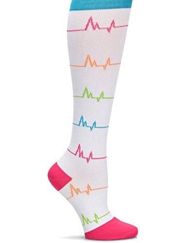 Nurse Mates NMA8837 Women's Compression Sock 12-14mmHg