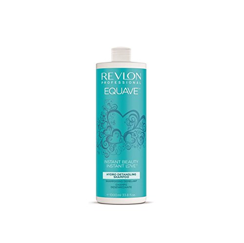 Revlon 2 er Pack Revlon Equave Hydro Nutritive Detangling Shampoo 1000ml