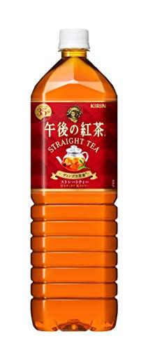 スマートマットライト キリン 午後の紅茶 ストレートティー 1.5L PET ×8本
