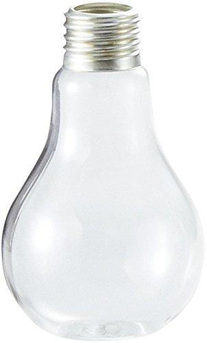 Serax - Vase/Blumenvase - Lampe Edison - Glas - Höhe 11 cm