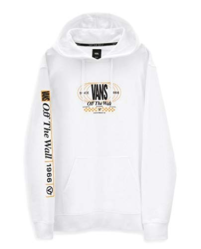 Vans - Sudadera MN Frequency A54A8WHT - L