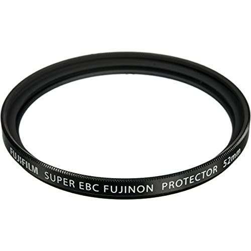 Fujifilm PRF-52 - Filtro de protección para cámaras X20/X10, Negro