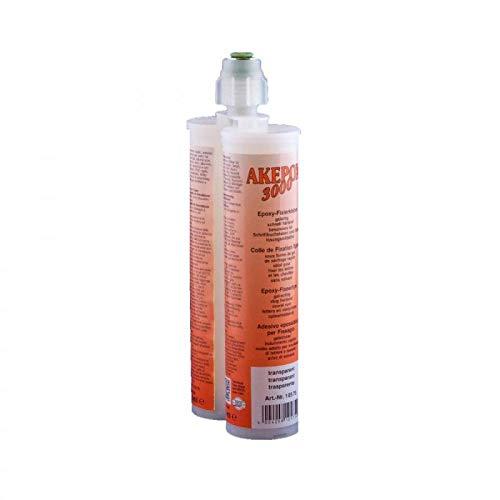 Akepox 3000 - Fixierkleber - Akemi - 395 ml Kartusche, Transparente