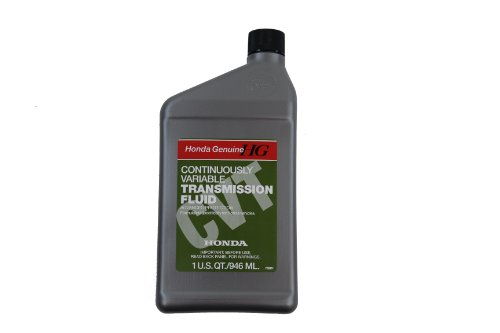 Genuine Honda Fluid 08200-9006 CVT-1 Continuously Variable Transmission Fluid - 1 Quart