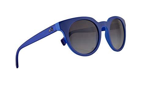 Armani Exchange AX4062S Sonnenbrille Regatta Blaue Mit Grauem Verlaufsglas Gläsern 82178G AX 4062S