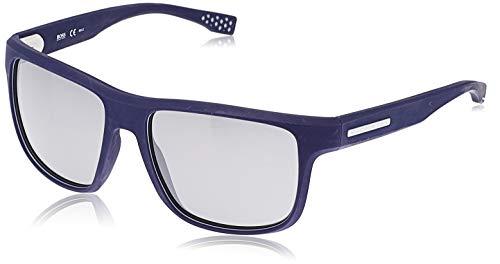 Boss 0799/S 6H, Gafas de Sol Unisex-Adulto, Blue, 57