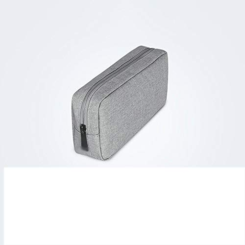 LIHUU Almacenamiento de Viaje Accesorios Digitales portátiles Dispositivos de Gadget Organizador Cargador de Cable USB Estuche de Almacenamiento Bolsa de Organizador de Cable de Viaje