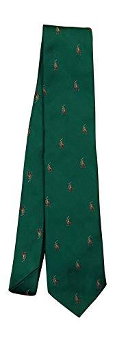 Polo Ralph Lauren Herren Polo-Krawatte, Grün