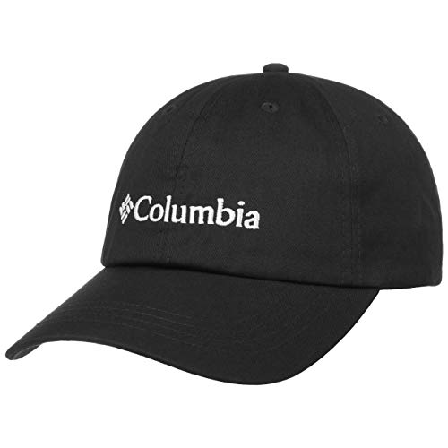 Columbia ROC II Unisex Kappe, Black, White, Einheitsgröße