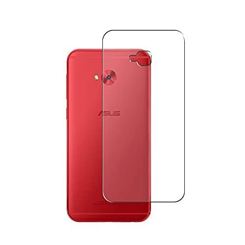 Vaxson 2 Stück Rückseite Schutzfolie, kompatibel mit Asus ZenFone 4 Selfie Pro ZD552KL ZenFone4, Backcover Skin TPU Folie [nicht Panzerglas/nicht Front Bildschirmschutzfolie]