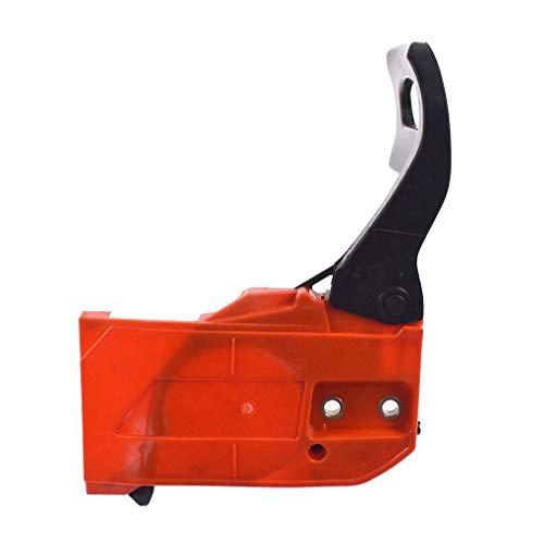 AISEN Kettenbremse Deckel Passend für Fuxtec CS3.0 CS3.6 KraftWelle KW6500S Stenson YD5200
