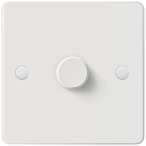 iolloi Zigbee LED Dimmer 5-250W 1 Gang Multi-Way, trailing edge dimmer and...