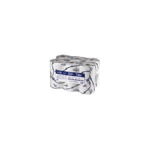 Tork 4721930 SmartOne Mini toiletpapier, 2-laags, 111,6 M, wit (12 stuks)