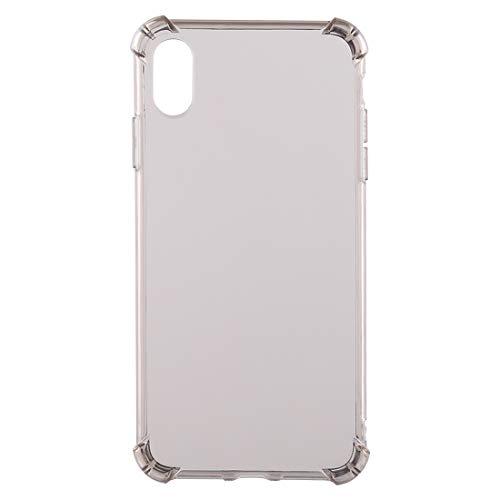 Xyamzhnn Caja del Teléfono De 0,75 Mm Dropproof Transparente TPU For iPhone XR St