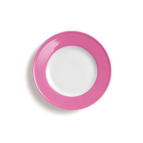 Dibbern Sc Teller Flach 21 cm Fahne Pink