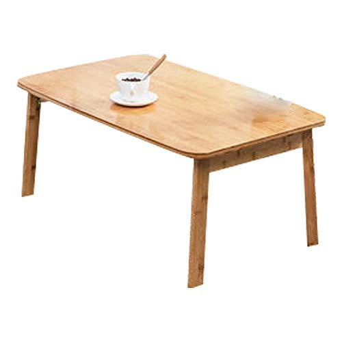 Xiao Jian – klaptafel – bureau, voor laptop met email, opvouwbaar, glazen schaal, kleine tafel, opvouwbaar, afmetingen: 42 x 70 x 31 cm B