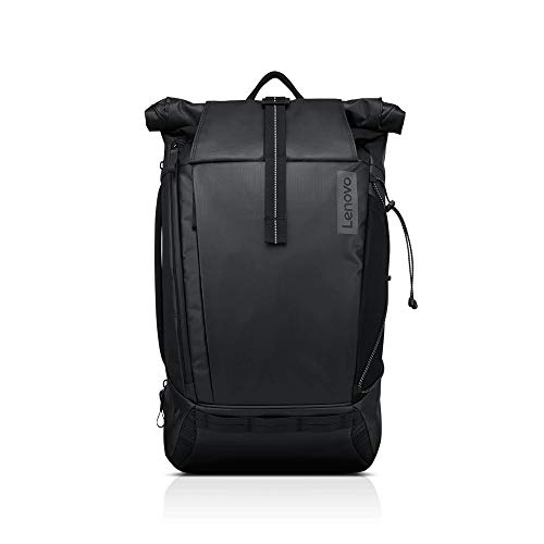 Lenovo 15.6-inch Commuter Backpack - Notebook carrying backpack - 15.6' - black - for C640-13, Flex 14, 15, IdeaPad C340