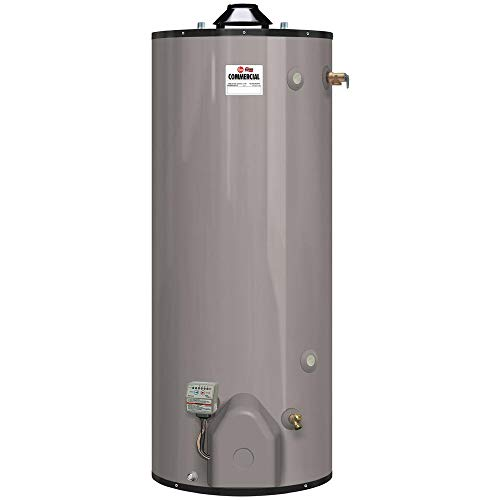 NG Commercial Gas Water Heater 75 gal, 110VAC, 75100 BtuH