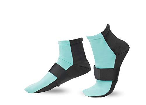 Soothing Socks sind ideal für eine Wärme- oder Kältebehandlung ihrer Füße. Bei Fußschmerzen können Soothing Socks für Schmerzlinderung sorgen, bei kalten Füßen sind sie eine wahre Wohltat
