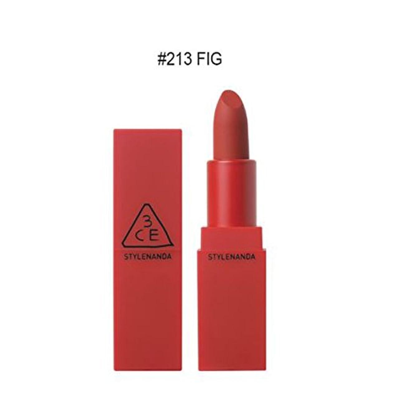ハング乱暴な爪3CE RED RECIPE LIP COLOR/レッドレシピ リップカラー (#213)[並行輸入品]
