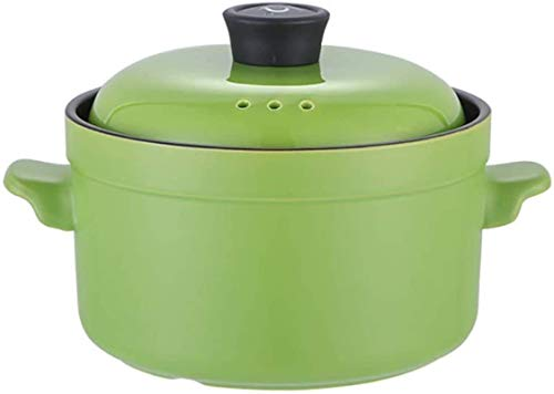 Soup Casserole Casserole Dishes Soup Pot,Ceramic Clay Pot Rice Casserole for Gas Stove,Household Gas Cooker,ese Style Casserole,for Stew/Boiler/Boil/Braised,Various Cooking Methods Xping