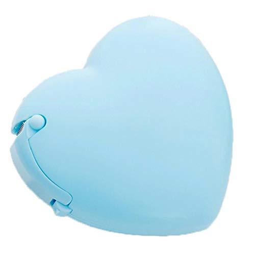 Aisoway Cinta Adhesiva de Washi Tape Cutter Design Oficina Cortador de Cinta Dispensador de útiles Escolares