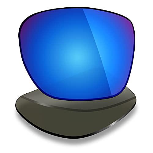 Mryok Lentes de repuesto para Arnette Witch Doctor AN4177 - Opciones, Polarizado - Azul Hielo, Talla única