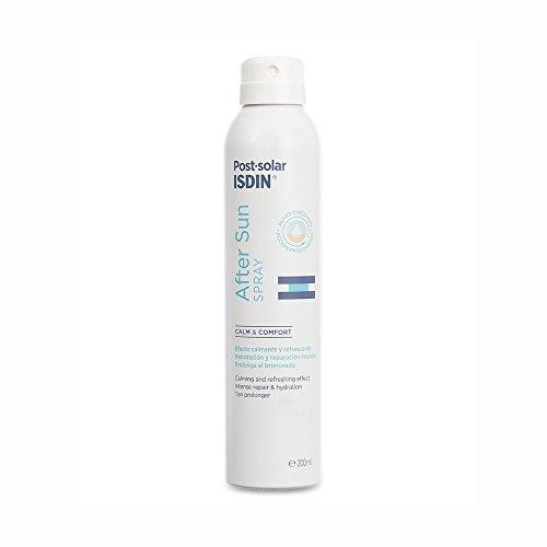 Doposole ISDIN After Sun Spray 200 ml | Effetto calmante e rinfrescante | idratazione e riparazione intensa.