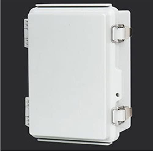 JINchao-caja de conexiones Caja de conexiones eléctricas impermeables, caja de gabinete de plástico de enchufe sellada al aire libre, cajas de distribución eléctrica dispositivo de protección