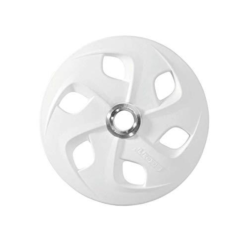 Scott Ski Pole Basket Powder w/o Collar - White - Pack of 10-217228-0002