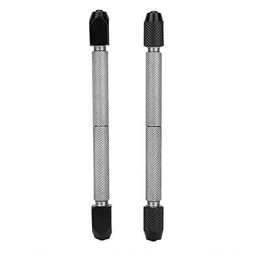 2 Stück Qualitätsfeder Stahlspannschraubstock Schraubstock für Kleinteilespannung, für die Reparatur elektronischer Produkte