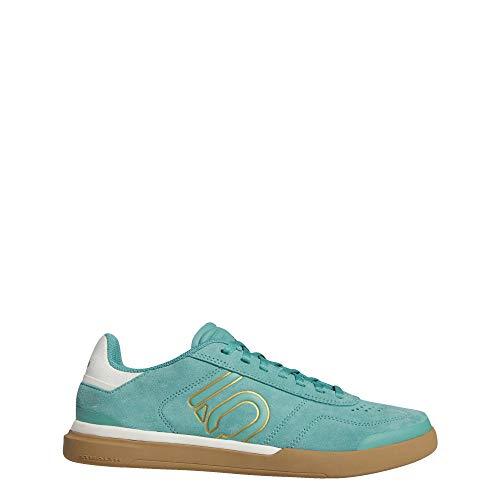 Five Ten Adidas Sleuth DLX Mountain Bike Shoes Women's, Green, Size 5.5