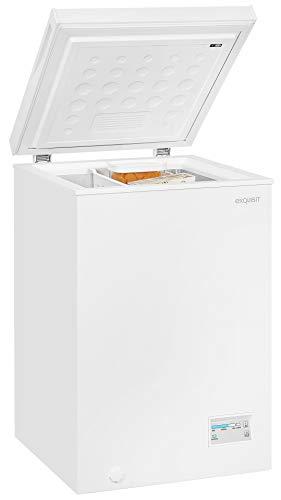 Exquisit GT100-E-040E - Congelador (100 L), color blanco