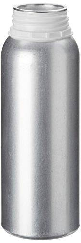 neoLab 2-2263 Aluminium-Flasche 1250 mL mit UN-Zulassung, 88 mm x 256 mm