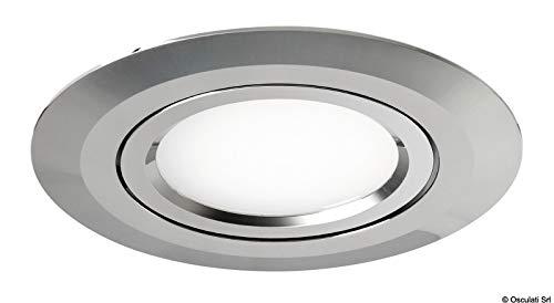 OSCULATI plafondlamp draaibaar LED wit 2 W
