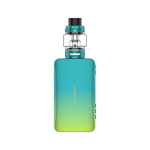 Vaporesso GEN S Electronic Cigarette Kit Starter Kit 8ml 220W - Sin nicotina ni tabaco (Verde Lima)